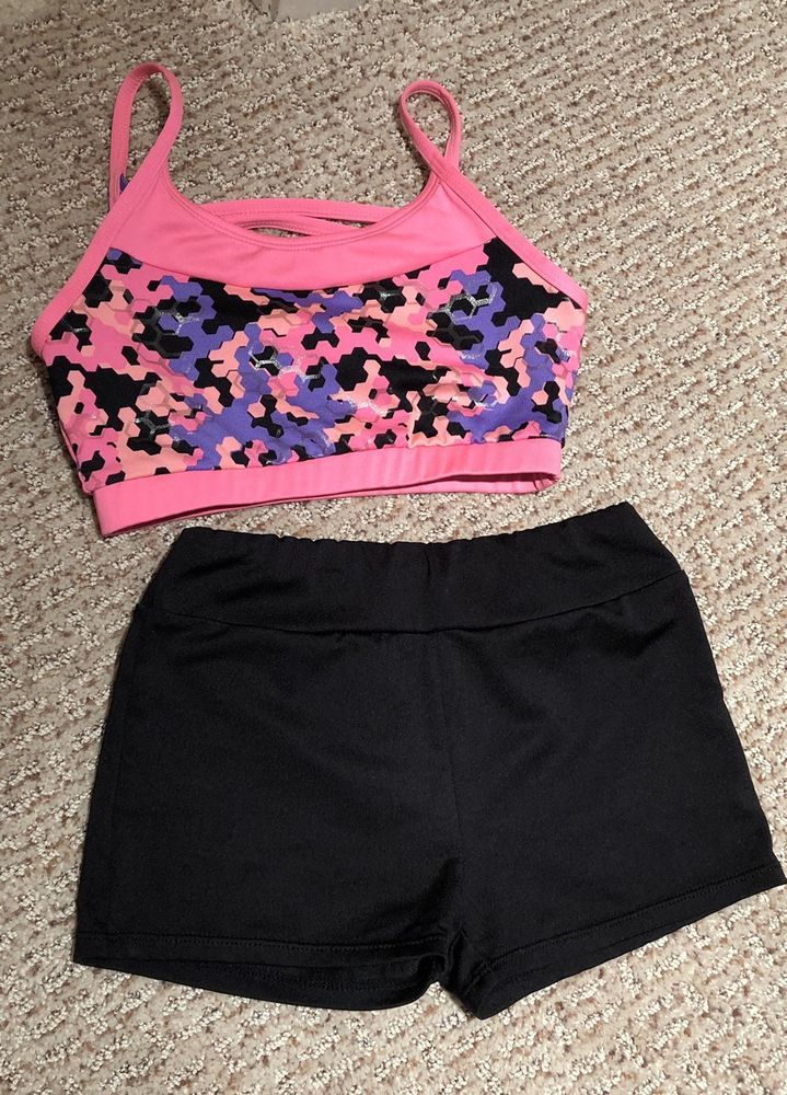 d39e18ca9761 Gap Dance Gymnastics Set Size M Size 7 8 EUC  fashion  clothing ...