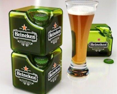 The Heineken's 'Beer Cube'