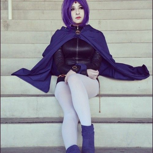 134 Best Raven Cosplay Images On Pinterest  Cosplay Ideas -6585