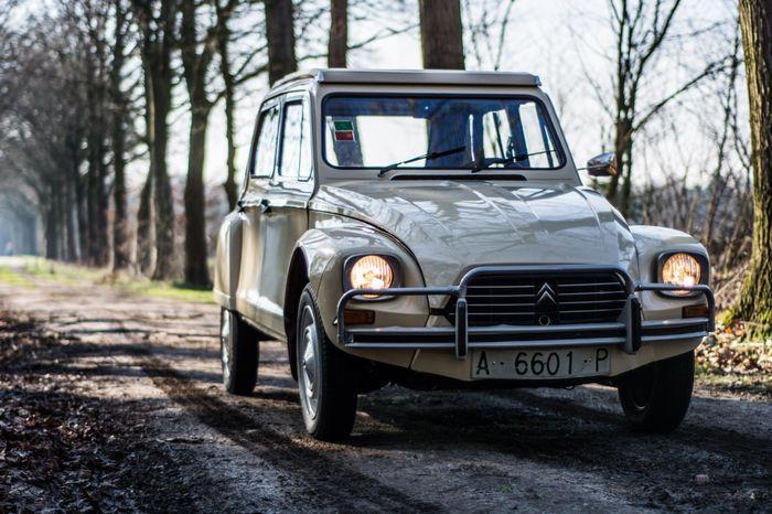 Citroën - Dyane 6 - 1978