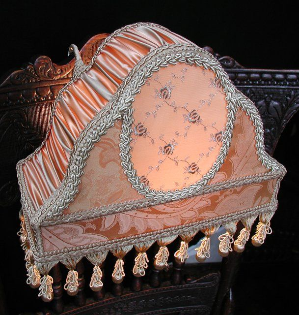 .~.✿.~.Victorian Bed Lamp for Reading.~.✿.~.