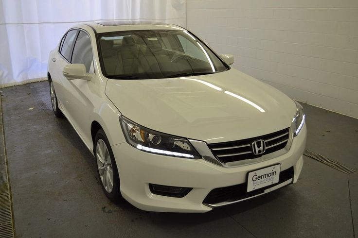 New 2015 #Honda Accord EX-L V-6!