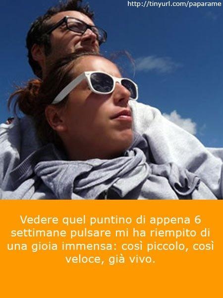 Che emozione la prima ecogafia. Per vo com'è stato?  http://blog.quimamme.leiweb.it/diario-giovane-papa/2011/03/30/date-importanti-mia-moglie-incinta/