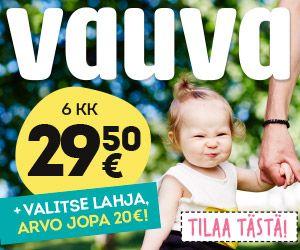 Vauva-lehtitilaus http://lahjaopas.info/lahjat/vauva-lehtitilaus/ #lahjaideat #vauvalle #äidille