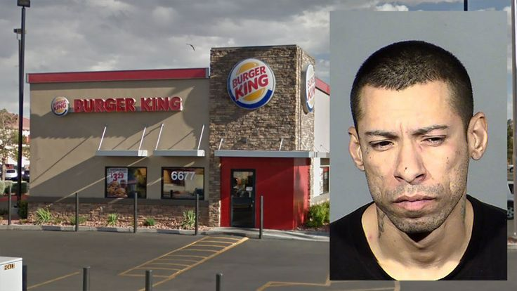 FOX NEWS: Burger King employee threatens to 'shoot the place up' if his hours are not increased