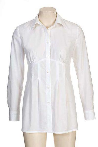 Блуза - выкройка № 110 A из журнала 5/2009 Burda – выкройки блузок на Burdastyle.ru
