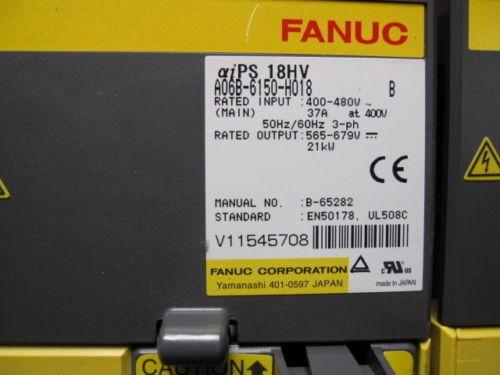 A06B-6150-H018  FANUC original new drive A06B6150H018 NEW
