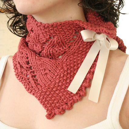 Knit Scarflette Pattern Free : 31 parasta kuvaa: Knit patterns Pinterestissa Langat,Kuviot ja Neulottua