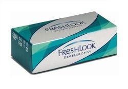 Soczewki FreshLook Dimensions 6szt.