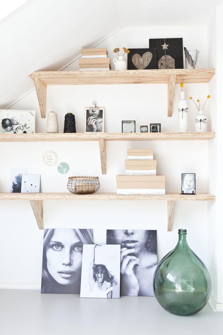 KARWEI   Aflevering 1:  Planken van underlayment voor de mooiste accessoires.  #karwei #vtwonen #diy #doehetzelf #underlayment