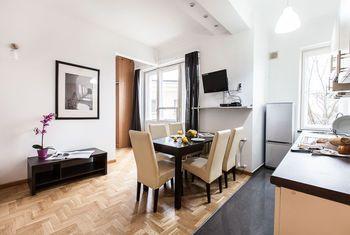 Apartament Koszykowa