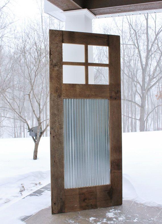 rustic barn door sliding barn door wbarn tin