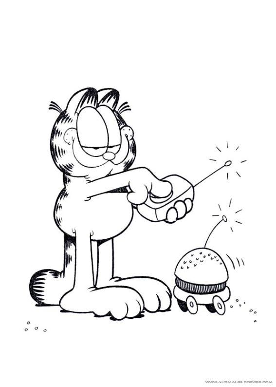 38 best Ausmalbilder Katzen images on Pinterest | Ausmalbilder ...