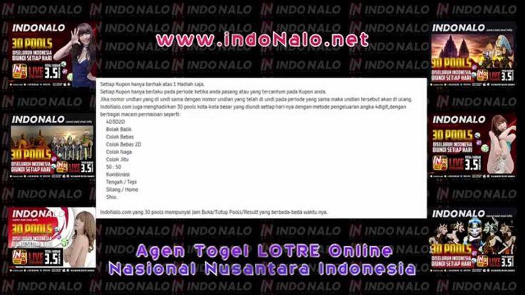 Panduan Cara Bermain Kupon HappyNalo Total Hadiah 3.5 Milyar  www.indona...