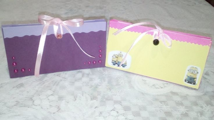 DIY : Кошелек из Бумаги Своими Руками *** Оригами Сумочка *** Paper Bag ( Wallet of paper )