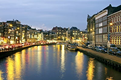 It will be nice to stay at Amsterdam...