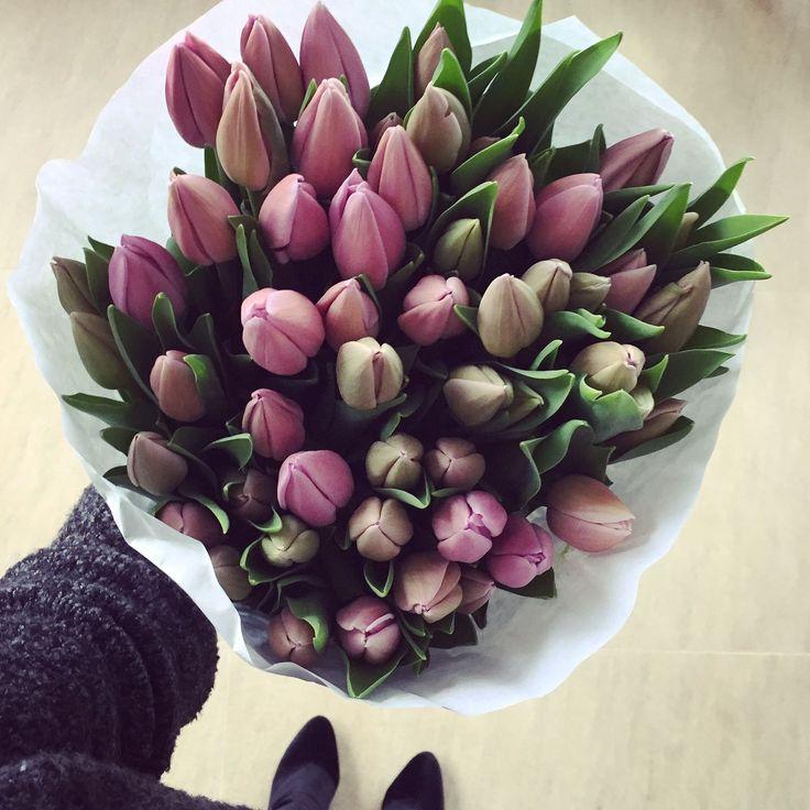Buchet lalele  #florariataj #tajthesecretgarden #florarie #pitesti