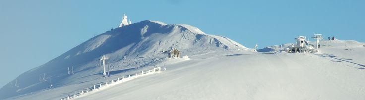 A perfect summit Mt Buller