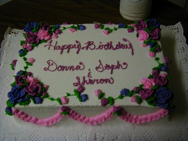 354 Best Images About Decorated Sheet Cakes On Pinterest