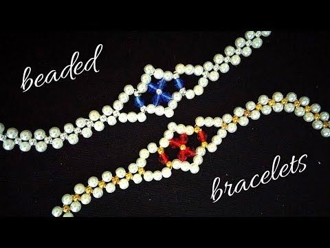 DIY – Last Minute Valentine's Day Gift Ideas for her. Bracelet tutorial – Yo…