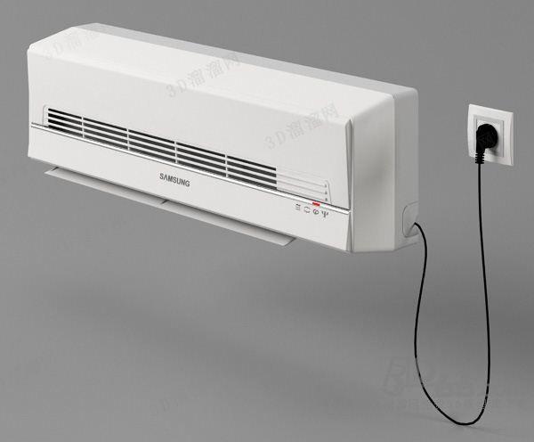 空调3d模型(82598)