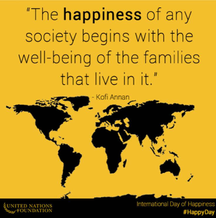 Inspirational Day Quotes: 1000+ Ideas About International Day Of Happiness On