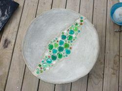 Concrete Bird Baths   Garden Crafts & Garden Decor