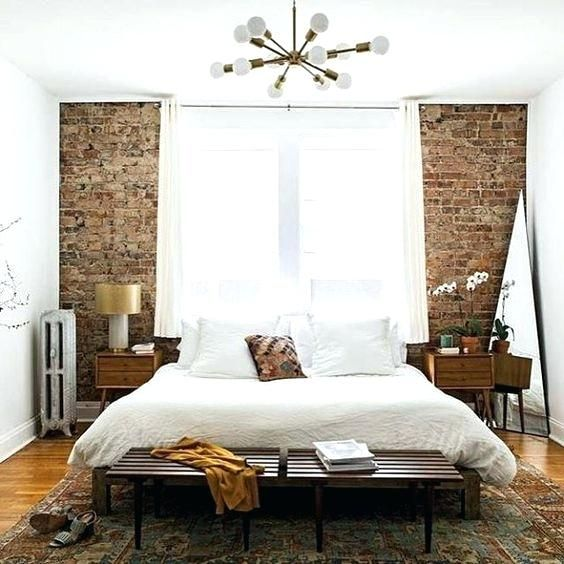 Exposed Brick Bedroom Design Sensual Bedroom Paint Colors Master Bedroom Accent Wall Bedroom Curtains Harry Corry: Best 25+ White Brick Wallpaper Ideas On Pinterest