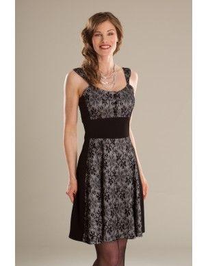 Robe/Dress Champagne - KARKASS fashion designer. Mode québécoise / Made in Quebec
