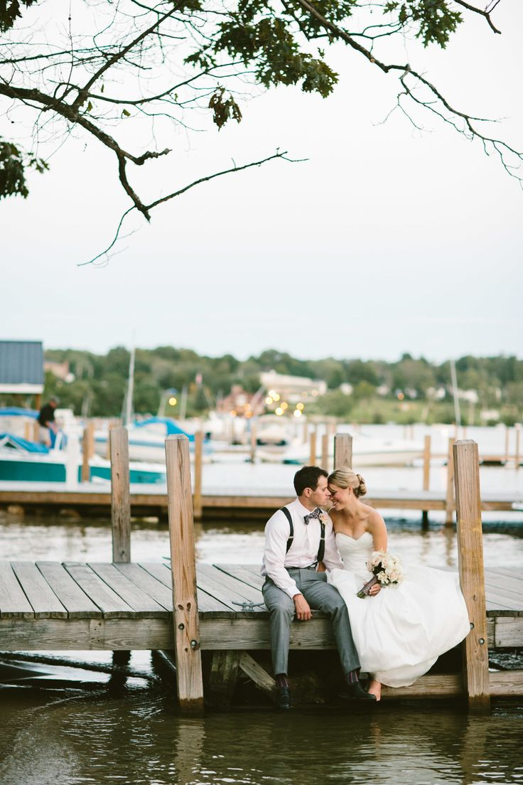 Darling Summer New Hampshire Wedding At The Wolfeboro Inn