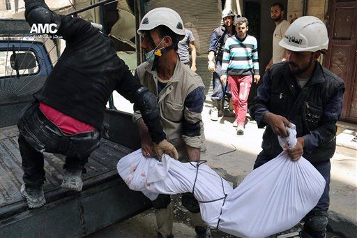 Crisis in Syria   http://globenews.co.nz/?p=14089