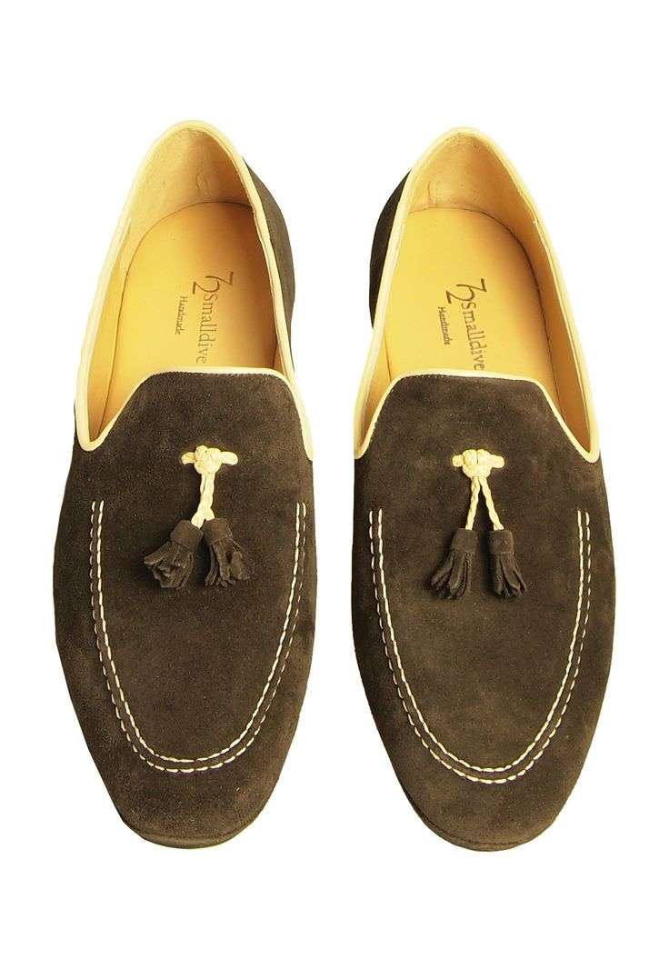Men's #Handmade #Italian #Smoking Suede #Loafers: #AmazonUK #Shoes & #Bags