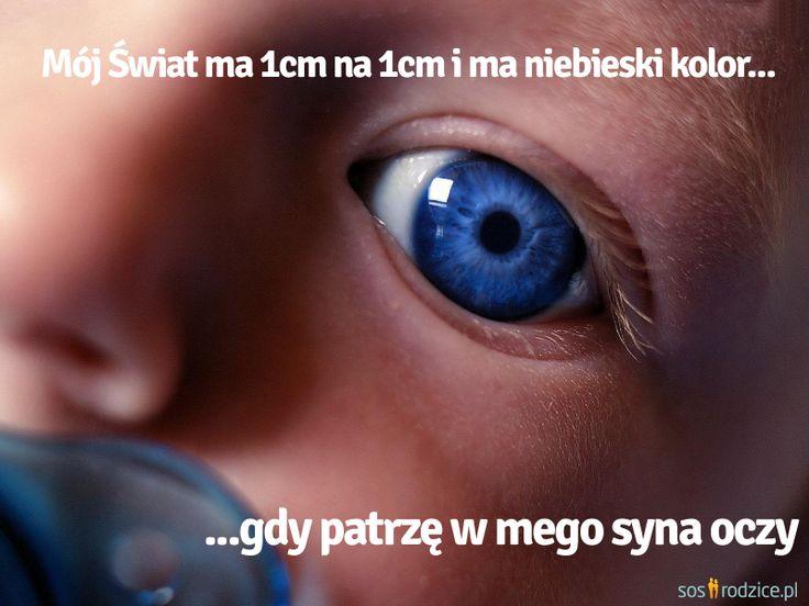 Syna oczy