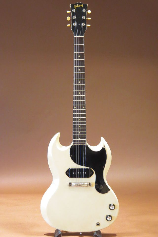 GIBSON[ギブソン] 1963 SG jr Polaris White|詳細写真