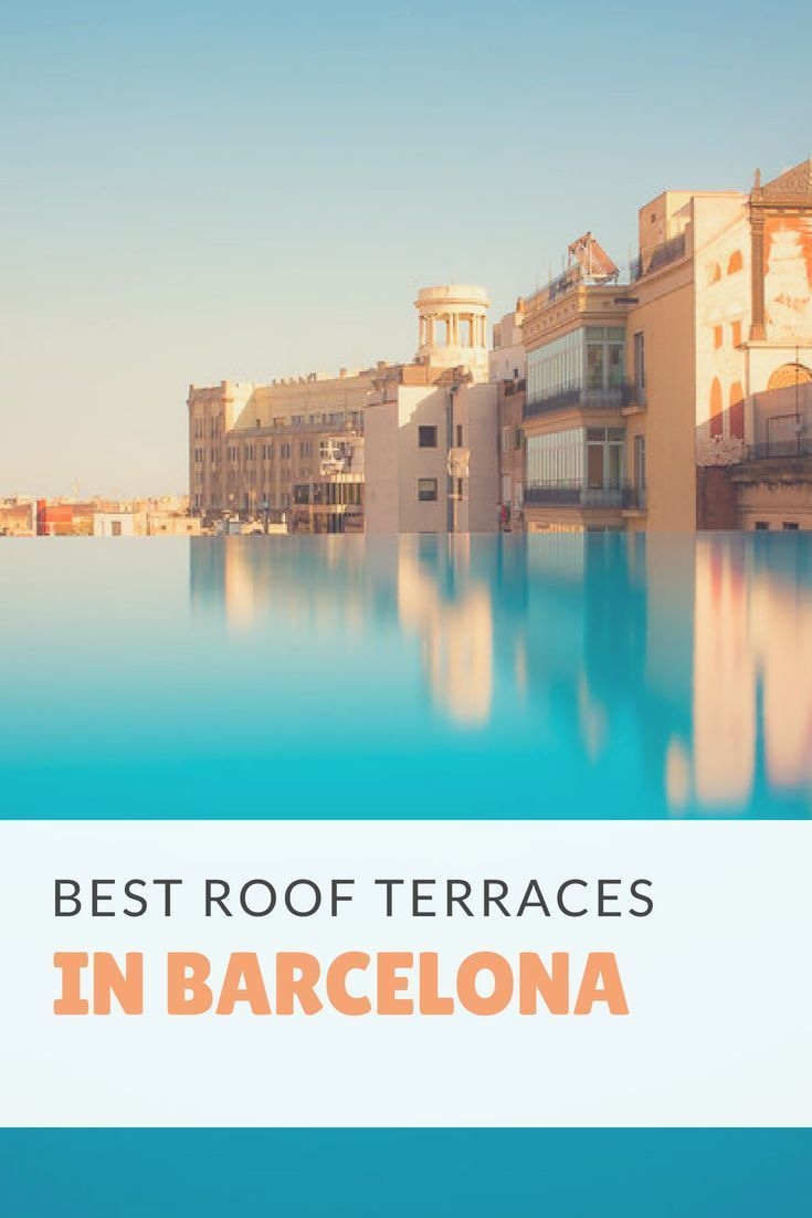 Abundant Sunshine Enchanting Architecture And Fun Loving Locals Make For Some Excellent Rooftop Terraces In Barcelon In 2020 With Images Terrace Roof Terrace Hotel Arts Barcelona