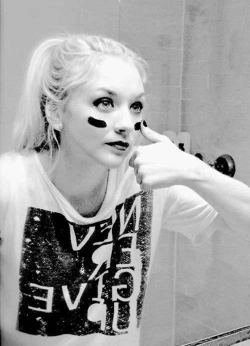 Emily Kinney - This is War Album Photoshoot by Tina Turnbow 2015