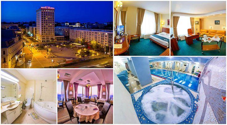 Amplasat în centrul istoric al Iașului, în Piața Unirii, Unirea Hotel & SPA este o marcă de referință în domeniul hotelier din Moldova, cu o experiență de peste 40 ani în turismul hotelier. Dotat cu facilități moderne și ușor accesibil, Unirea Hotel & SPA este alegerea ideală atât pentru turismul de afaceri, cât și pentru cel de plăcere.