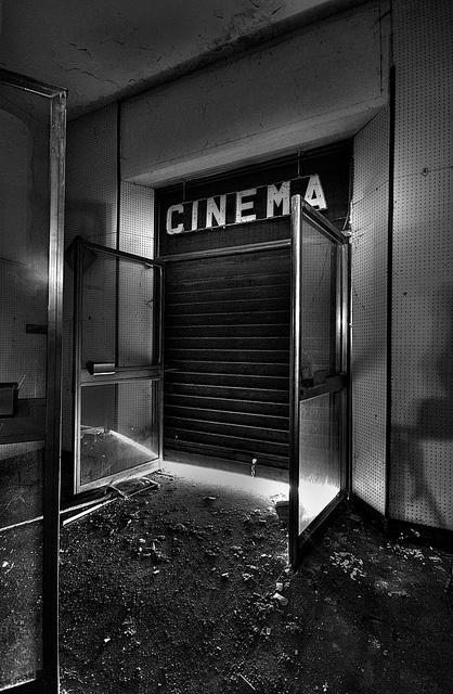 Cinema.  Italy.