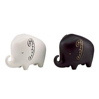 kate spade new york Woodland Park Elephant Salt & Pepper Set | Bloomingdale's ---I want these!