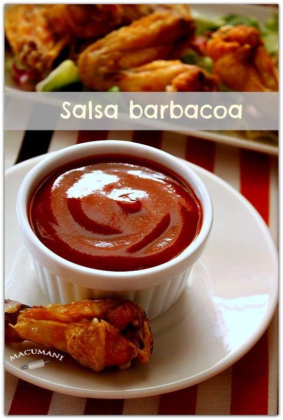 SALSA BARBACOA FACIL ( con coca-cola )