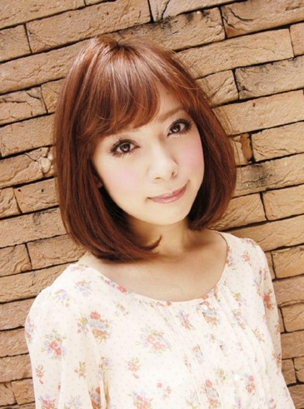 Japanese Short Hair Style