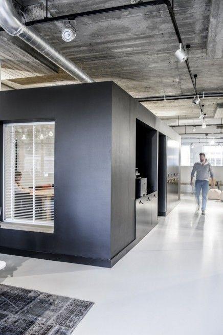 25 beste idee n over garage kantoor op pinterest - Kantoor decoratie ideeen ...