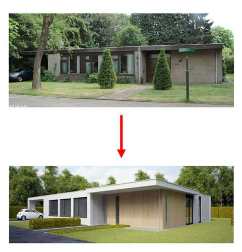 renovatie bungalow - Google zoeken