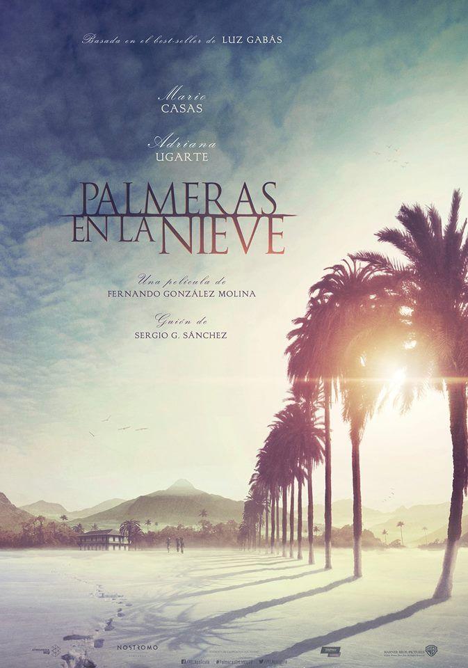 Primer Teaser de Palmeras en la Nieve