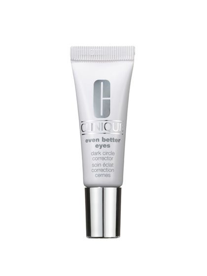 For dark circles:   Clinique Even Better Eyes tackles the darkest shadows with botanical brighteners and gentle exfoliants.