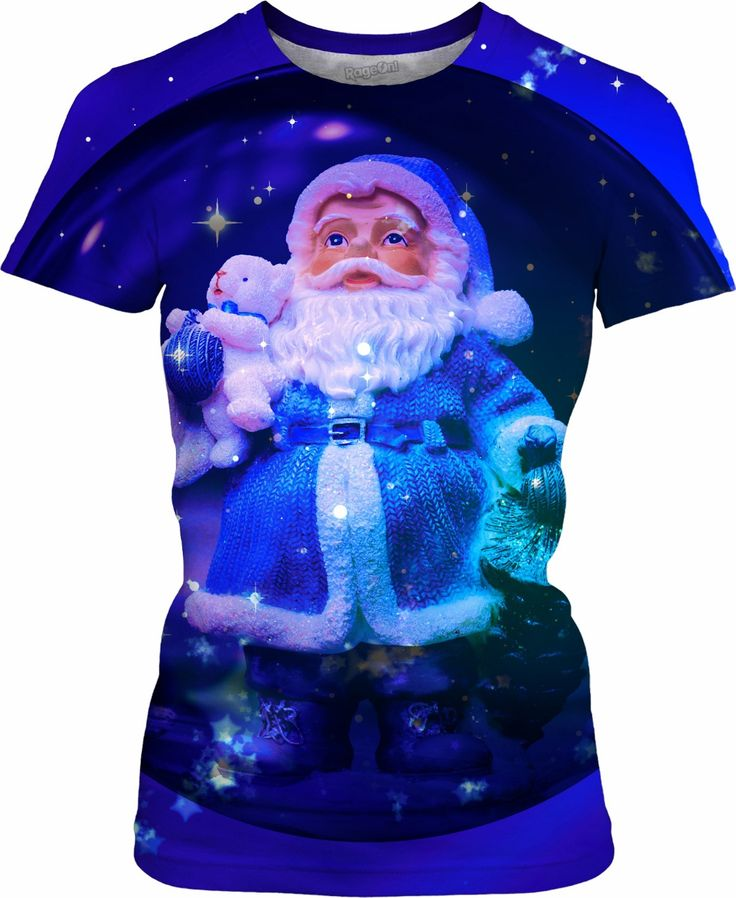 Check out my new product https://www.rageon.com/products/blue-santa-claus-womens-t-shirt on RageOn!