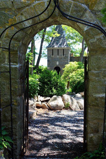 Hammond Castle, Gloucester, Massachusetts