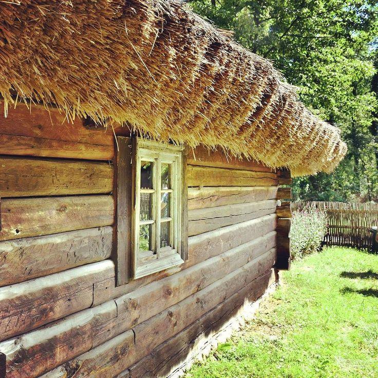 Wierzcie lub nie ale w upały w tej chatce panuje przyjemny chłód  #hot #gorąco #summer #holiday #wakacje