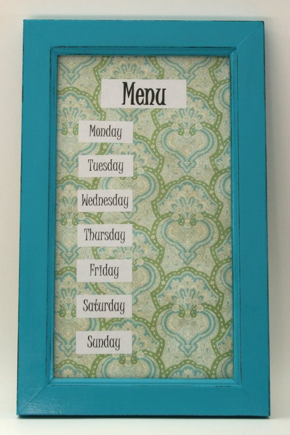 The 25+ best Weekly menu boards ideas on Pinterest Dinner menu - weekly menu