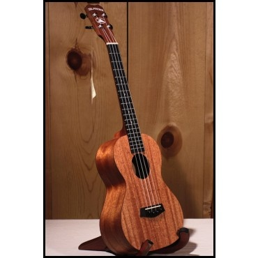 #1 Islander MT-4 $186 with canvas case.  Laminate Uke - below this price point I think you start to take trade-off's in how easy the uke is to play.  This one should play very nicely  http://www.theukulelesite.com/islander-by-kanile-a-mt-4-mahogany-tenor-ukulele.html